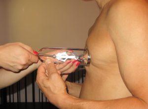 Nippeldehner mit Clover Clamps Bild 5