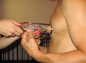 Nippeldehner mit Clover Clamps Bild 6